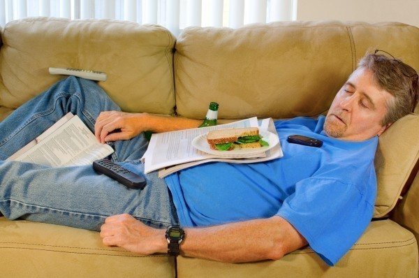 Laziness can kill general medicine internal medicine for Couch you can sleep on